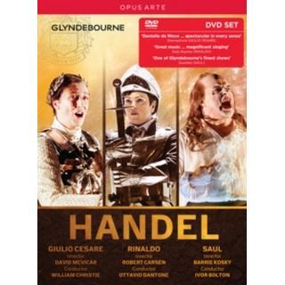 Handel Glyndebourne Box Set [Various] [Opus Arte: OA1225BD] [DVD]